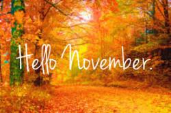 hello november 富士市の英会話スクール harioイングリッシュスクール